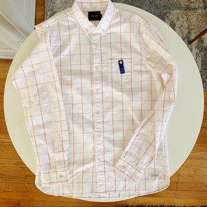 Scotch & Soda Regular Fit Cotton Button Down Shirt